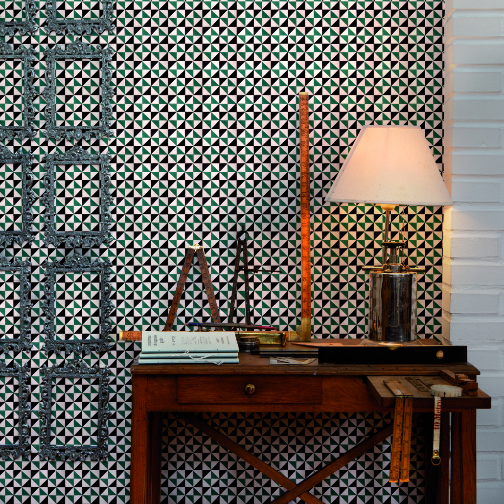 les motifs carreaux de ciment sont de retour influences by c coataner. Black Bedroom Furniture Sets. Home Design Ideas